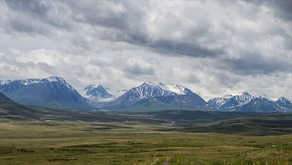 Хребет Южный Алтай