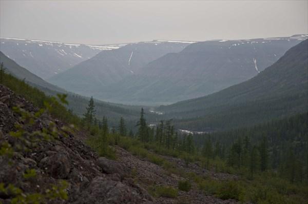 Долина Геологической