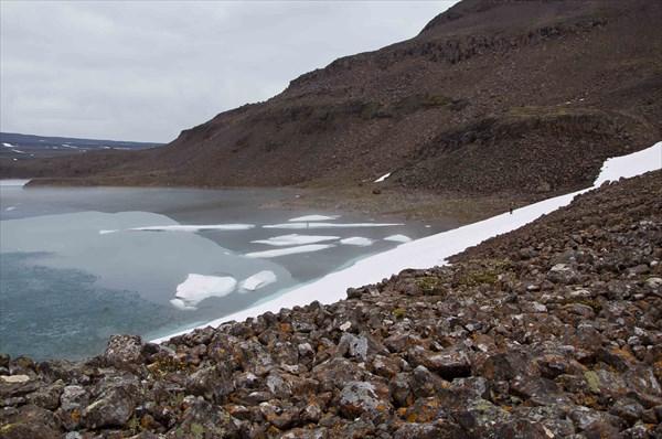 Перевальное озеро