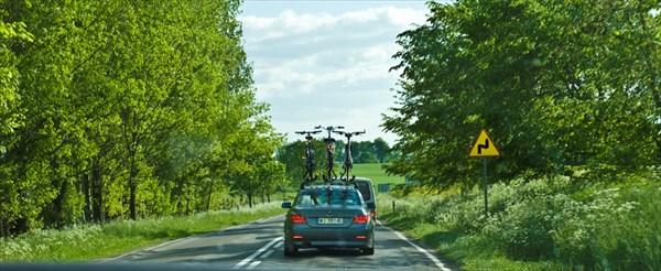 Любители велоспорта. Германия