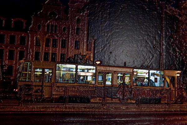 Трамвай. Польша