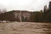 Река...