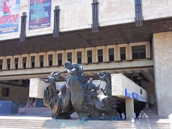 У Харьковского Театра оперы и балета