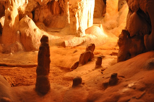 Postojnska Jama (Постойнская пещера, Словения)