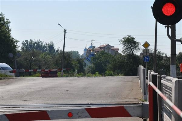 Примерно так выглядит дорога по Украине до Львова