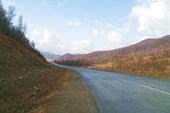 Дорога в Алтай
