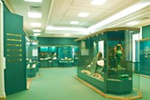 Зал минералов