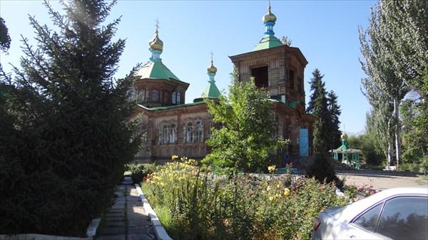 Каракольский храм