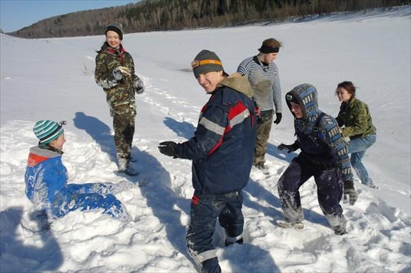 Снежные процедуры