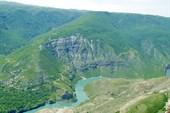 Сулакский каньон (Дагестан, Россия)