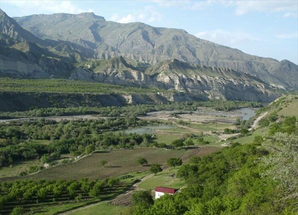 Долина реки Каракойсу - 2