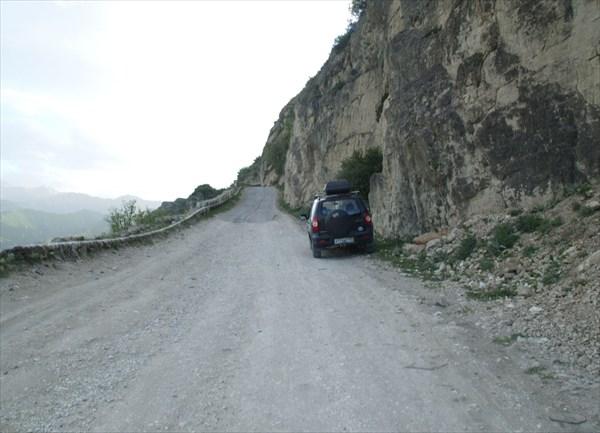 Дорога в Верхний Гуниб