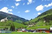 Крепость на границе Австрии и Италии