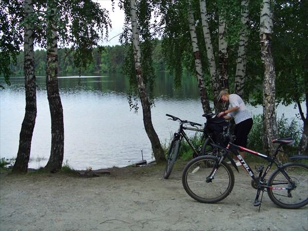 Озеро Инышко.