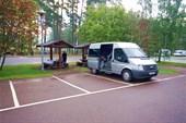 Утро. Завтрак. Граница Швеции и Норвегии