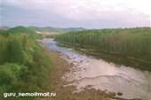 Река Амазар.