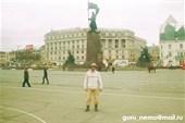 Площадь Революции, Владивосток.