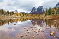 Осенние Скалистые горы