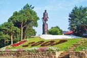 Памятник Шишкину И. И.