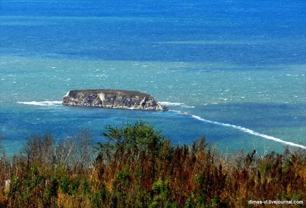 Остров Скребцова