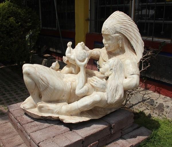 132-Скульптура