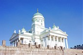 Хельсинки. Кафедральный собор.