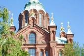 Хельсинки. Успенский собор.