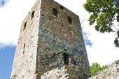 Руины церкви в Сигтуне