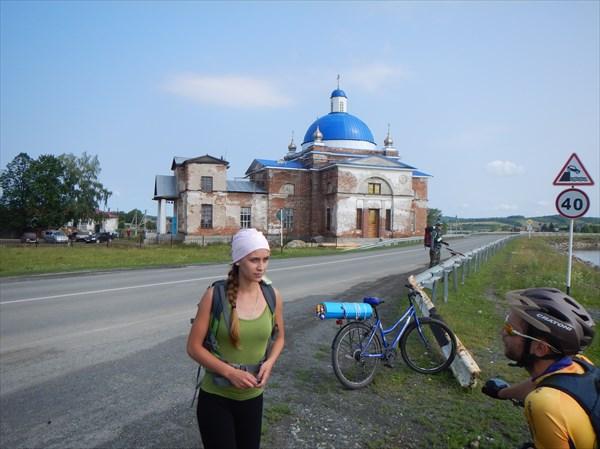 Сылвинская церковь.