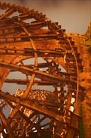 водяные колеса в Хаме