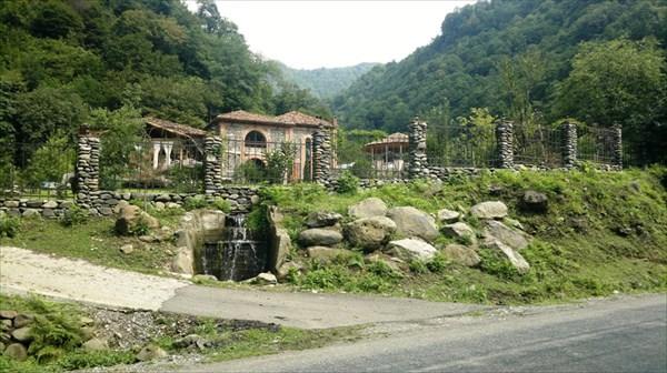 Винный дом в Аджарии