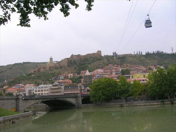 Крепость в Тбилиси