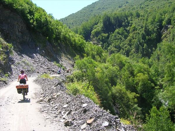 Дорога на Ужгули