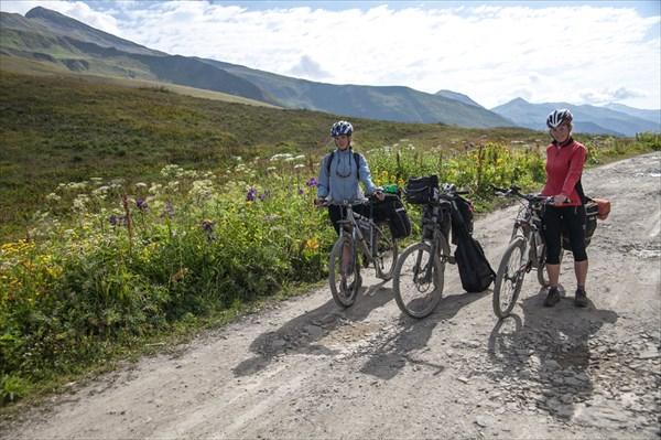 Перевал Загар 2622 м