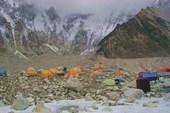 Базовый лагерь под Эверестом
