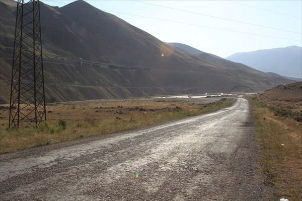 Впереди китайское шоссе