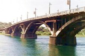 Ангарский (Глазковский) мост