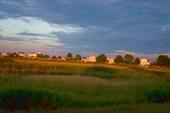 Вид с фестивальной поляны
