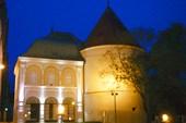 Ночной Загреб