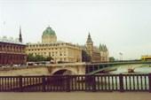 Бывший королевский замок и тюрьма Консьержери, Париж