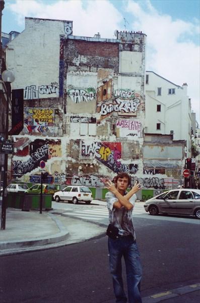 Площадь Бастилии, Париж