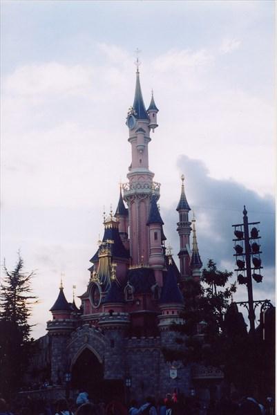Замок Спящей красавицы, Диснейленд