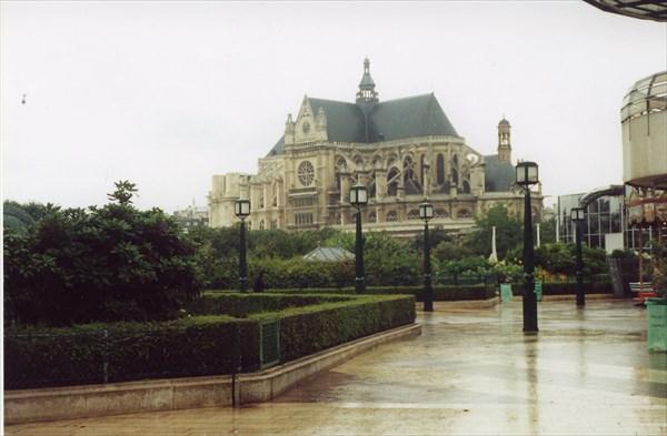 Церковь Сен-Мерри, Париж