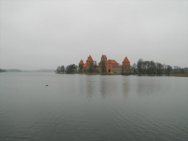 Замок в Тракае