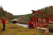 ГЭС в Хамекоски