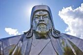 Мемориальный комплекс Чингисхану в Цонжин-Болдоге