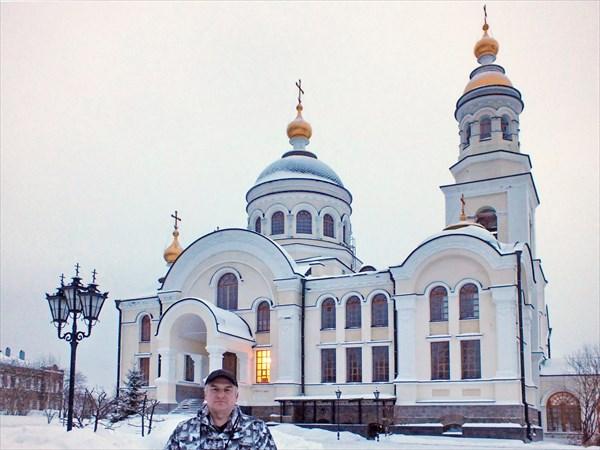 С. Меркушино, собор Михаила архангела