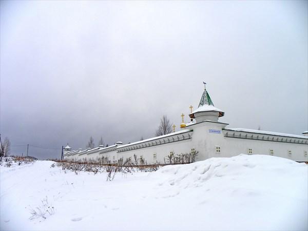Свято-Косьминская мужская пустынь