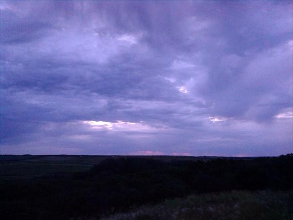 Небо над сулином