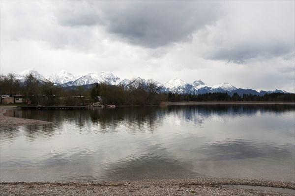 119.Озеро